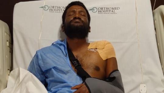 director suseenthiran met accident admitted in hospital - விபத்தில் சிக்கிய இயக்குனர் சுசீந்திரன் - மருத்துவமனையில் அனுமதி