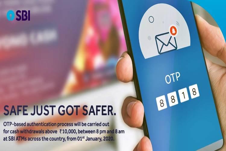 SBI Launches Cash Withdrawal Through OTP for Secure ATM Transactions - ஏடிஎம் போகும் போது கண்டிப்பாக செல்போன் தேவை... இல்லனா பணம் எடுக்க முடியாது! - எஸ்பிஐ திட்டம் அமல்