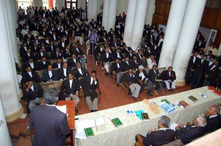 Tamil Nadu Puducherry bar council takes severe actions