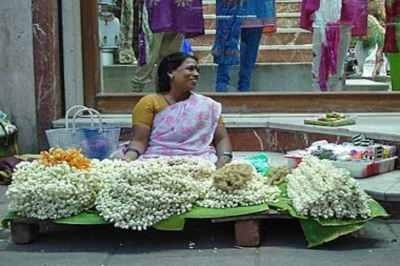 jasmine price skyrockets due to pongal demand