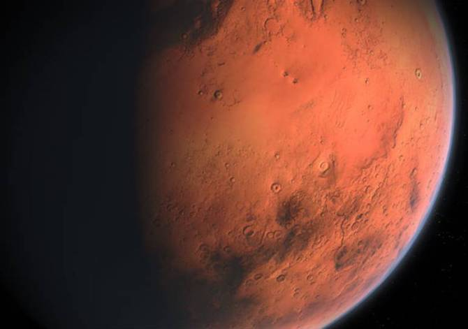 China to launch its first Mars probe mission
