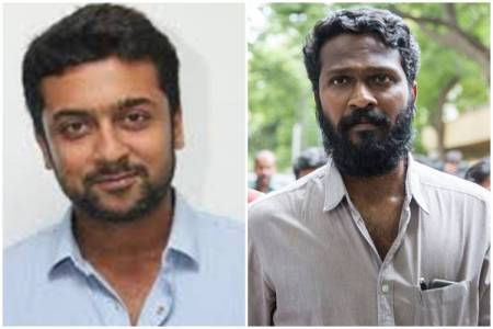 Tamil cinema news, Tamil movie news, Tamil cinema stills, suriya, வாடிவாசல், சூரியா, வெற்றிமாறன், actor suriya, dirictor Vetrimaaran, suriya - Vetrimaaran combo new move title announced, suriya movie title vaadivasal, vaadivasal c.s.chellappa, writer c.s.chellappa, Tamil movies updates