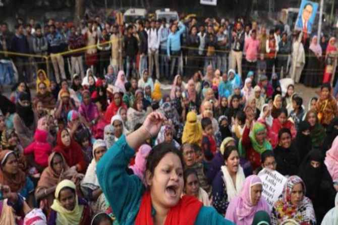 PFI funded CAA, NRC protests says enforcement directorate