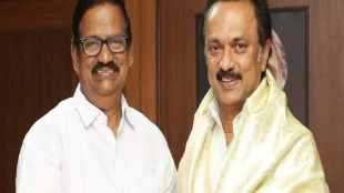 dmk, congres statement on tv debate