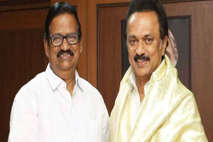 dmk, congres statement on tv debate