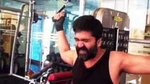 simbu, str, maanadu, venkatprabhu, fans, workout video, producer suresh kamatchi, twitter, viral, simbu is back