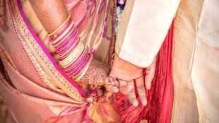 surat wedding, groom's father elopes , surat news, gujarat news, indian express news