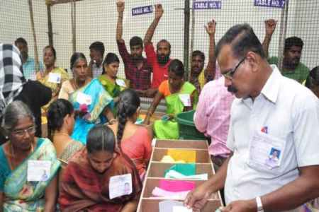 Local body election results, Local body election results, reasons for delay in results announcement