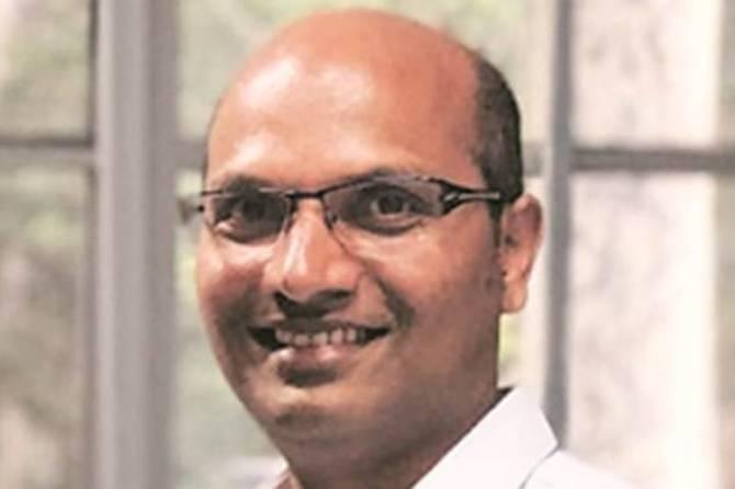 Indian scientist Ajayan Vinu works on nano material