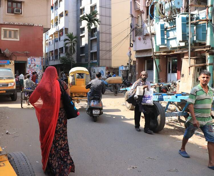 chennai street