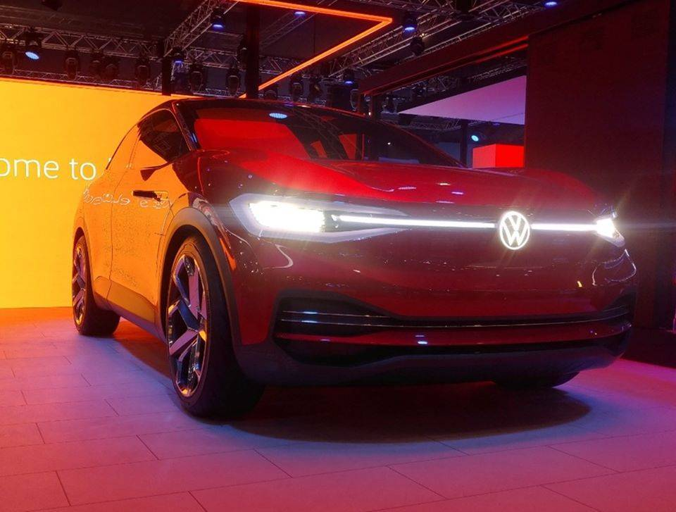 Auto expo motor show 2020 photo gallery of newly launched vehicles, Habasuya IDCrozz Volkswagen