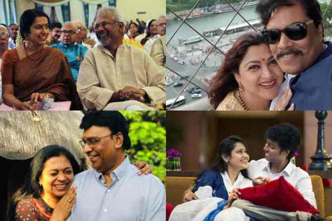 Actresses who married to directors