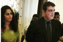 Ajith's Valimai Look