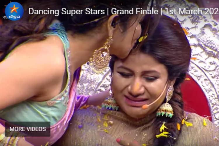 Alya Manasa Baby Shower, Vijay TV