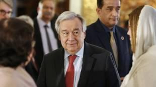 India rejects UN Secretary-General Antonio Guterres's idea of mediation