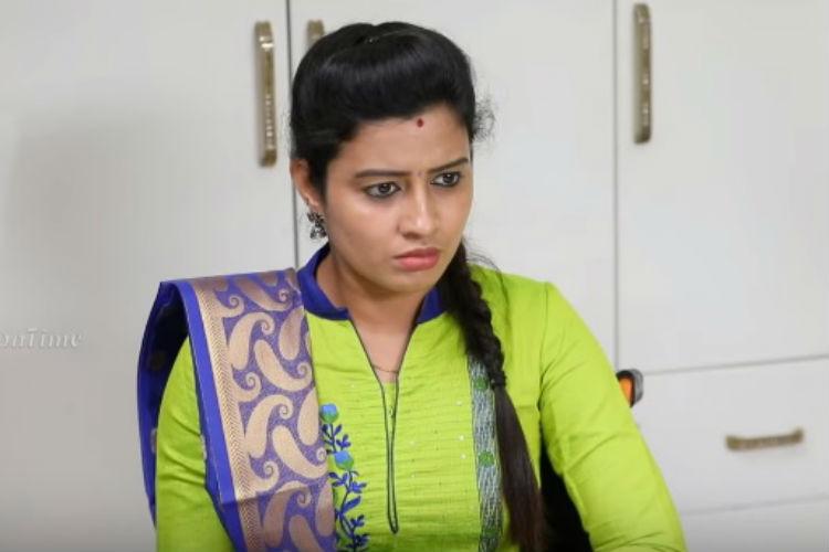 Azhagu Serial, Sun TV, Sudha Poorna