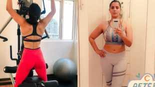 Celebrities Fitness photos