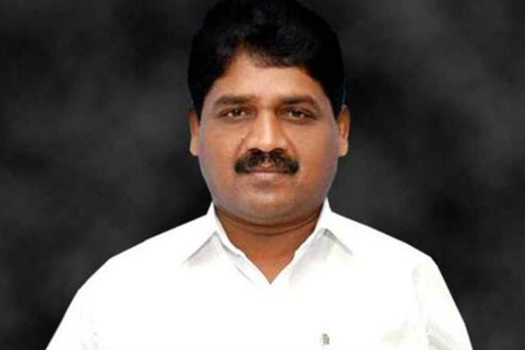 DMK MLA KPP Samy passed away