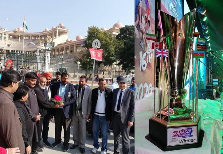 World cup Kabaddi 2020, Pakistan