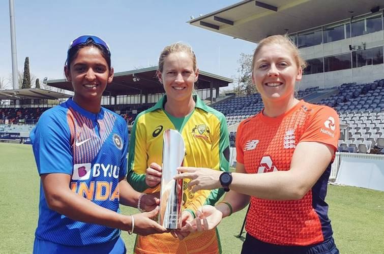Women's T20 Tri-series final match