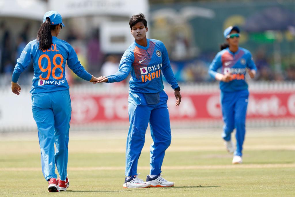 Women's T20 Tri-series final match, Deepti Sharma