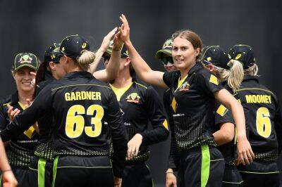 Women's T20 Tri-series final match