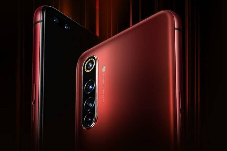 Realme X50 Pro 5G sports six cameras