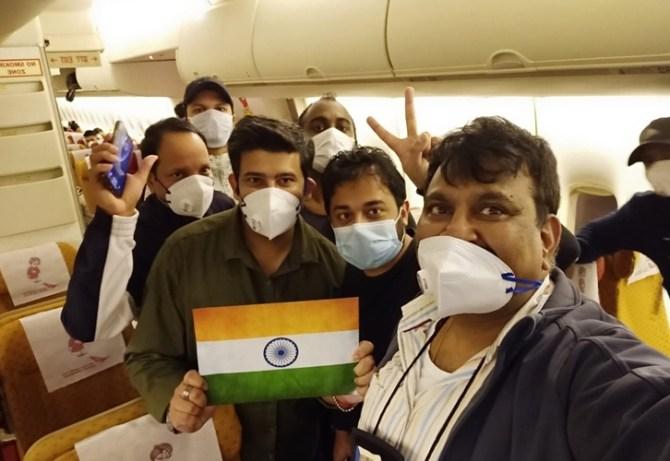Coronavirus Indian crew members of quarantined ship Diamond Princess returned India
