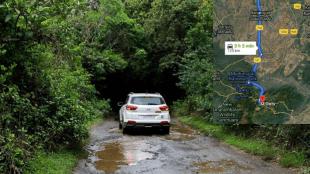 Google maps led karnataka family to struck
