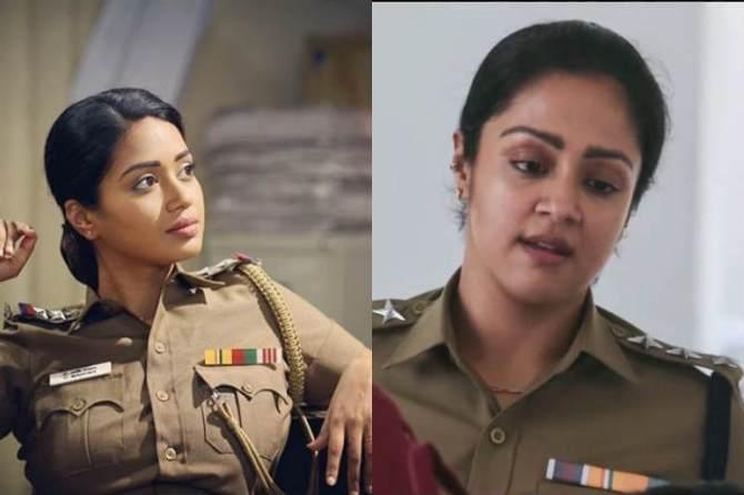 Heroines in Police Dress