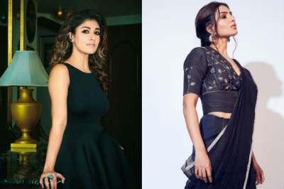 Heroines with Black dress