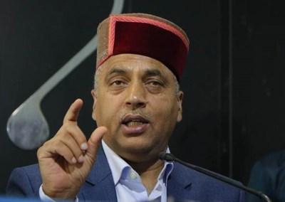 Delhi Violence Himachal CM Jai Ram Thakur