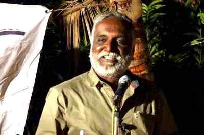 எழுத்தைவிடவும் குரலுக்கு பெரிய வலிமை இருக்கிறது: பவா செல்லதுரை