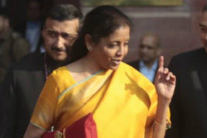 union budget 2020, Nirmala sitharaman,