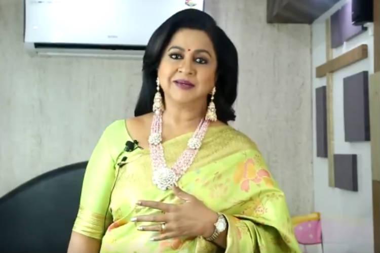 Radhika Sarathkumar, Kodeeswari