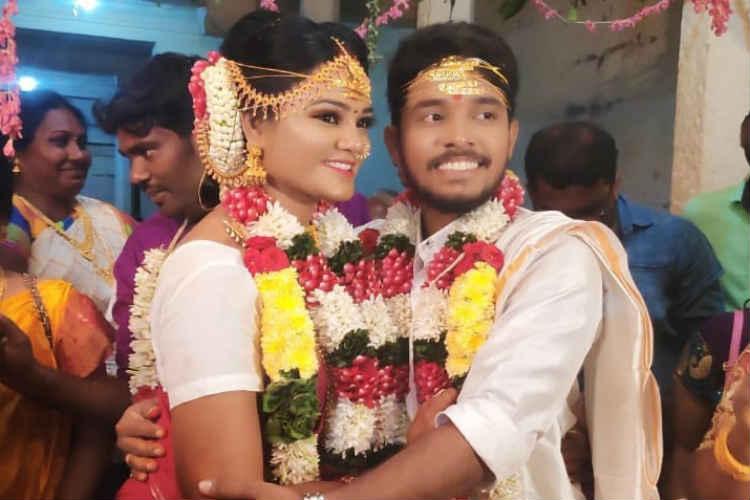 Sembaruthi Serial Bharatha Naidu gets married to bharath