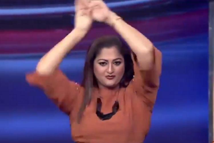 Sun TV Savale Samali Snake Dance Sun TV