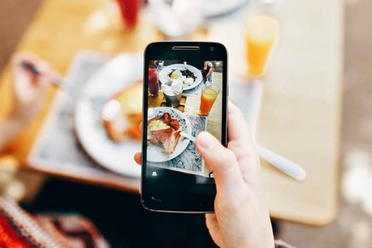 Social Media Food Habit