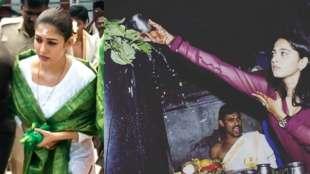 Tamil Celebrities Temple Visit