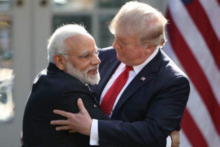 US president Donald Trump to Visit India