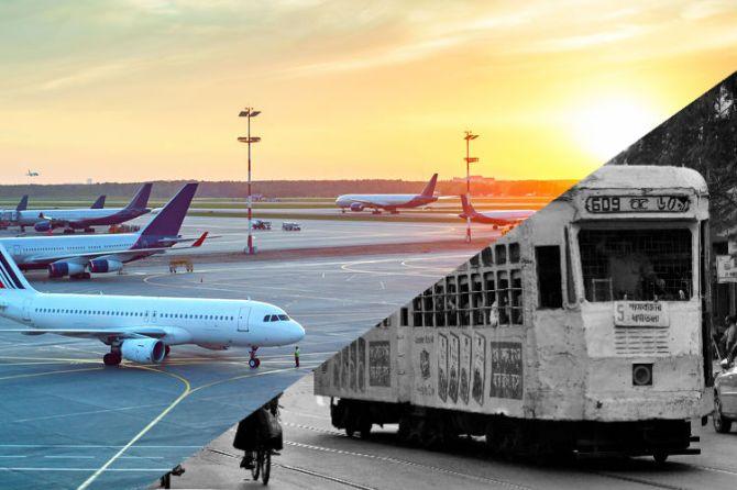 Parandur international airport
