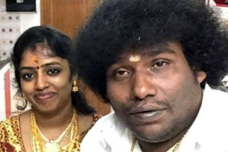 Yogi Babu wedding reception