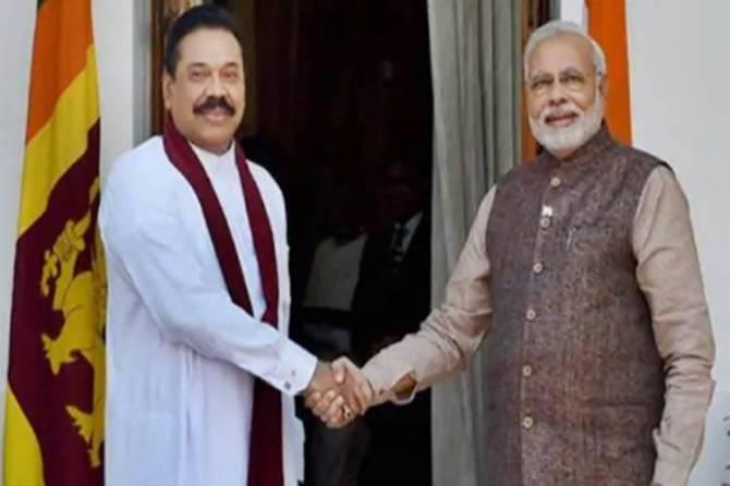 Mahinda Rajapaksa's India visit, New Delhi likely to raise Sri Lankan Hindu Tamil's issues