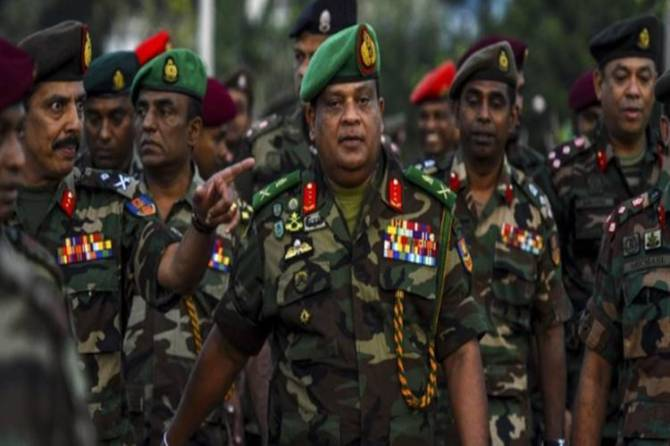 US bans visits by Sri Lanka army chief war crimes