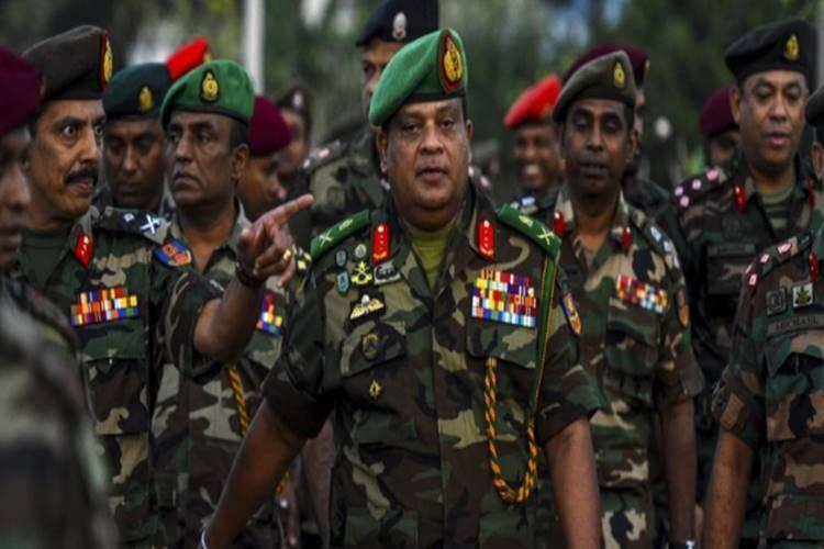 US bans visits by Sri Lanka army chief war crimes