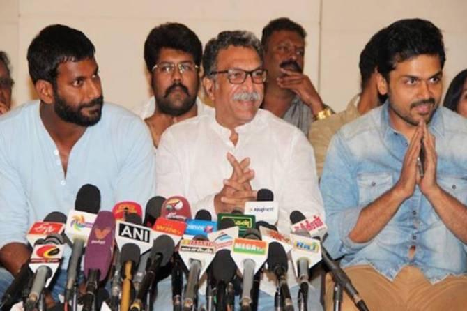south indian film actors association election