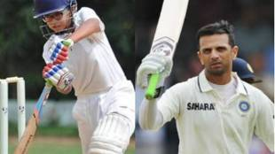 Rahul dravid son samit scored double century in two months u14 cricket