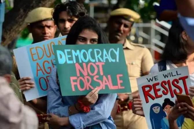 Chennai caa protest 7th day highlights vannarapettai