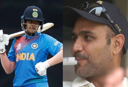 Virender Sehwag about Shafali Verma batting