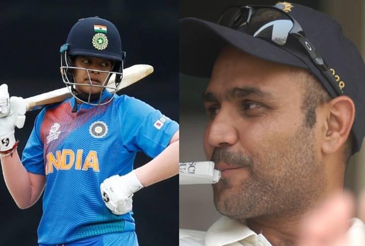 Virender Sehwag about Shafali Verma batting